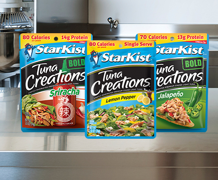 StarKist Tuna Creations®