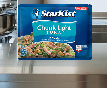Chunk Light Tuna in Water (Pouch)