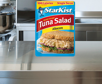 Ready-to-Eat Tuna Salad Albacore