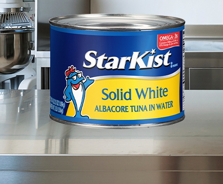 Albacore Solid White Tuna in Water (66.5 oz. Can)