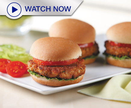 Spicy Tuna Sliders