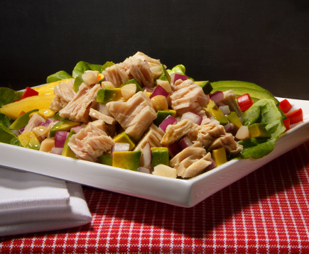 Tropical Tuna Salad