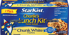 Charlie's Lunch Kit® Albacore