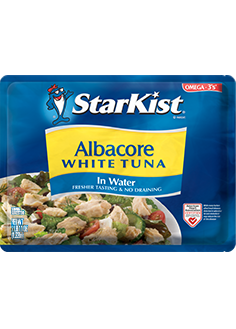Albacore Chunk White Tuna in Water (43oz Pouch only)