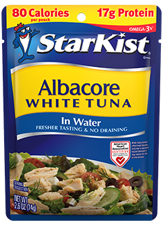 Albacore White Tuna in Water (Pouch)