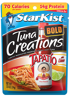 Tuna Creations® BOLD Tapatio