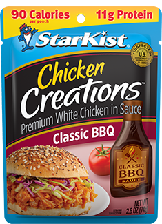 NEW Chicken Creations® Classic BBQ