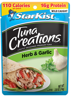 Tuna Creations® Herb & Garlic