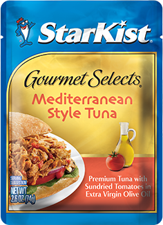 Gourmet Selects® Mediterranean Style Tuna