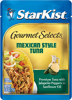 Gourmet Selects® Mexican Style Tuna