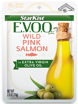Selects E.V.O.O.™ Wild-Caught Pink Salmon
