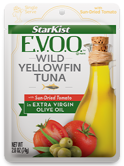 Selects E.V.O.O.™ Yellowfin Tuna with Sun-dried Tomato