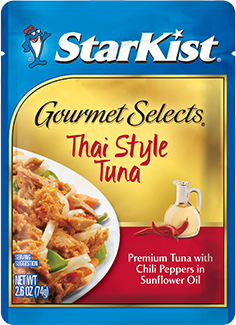 Gourmet Selects® Thai Style Tuna