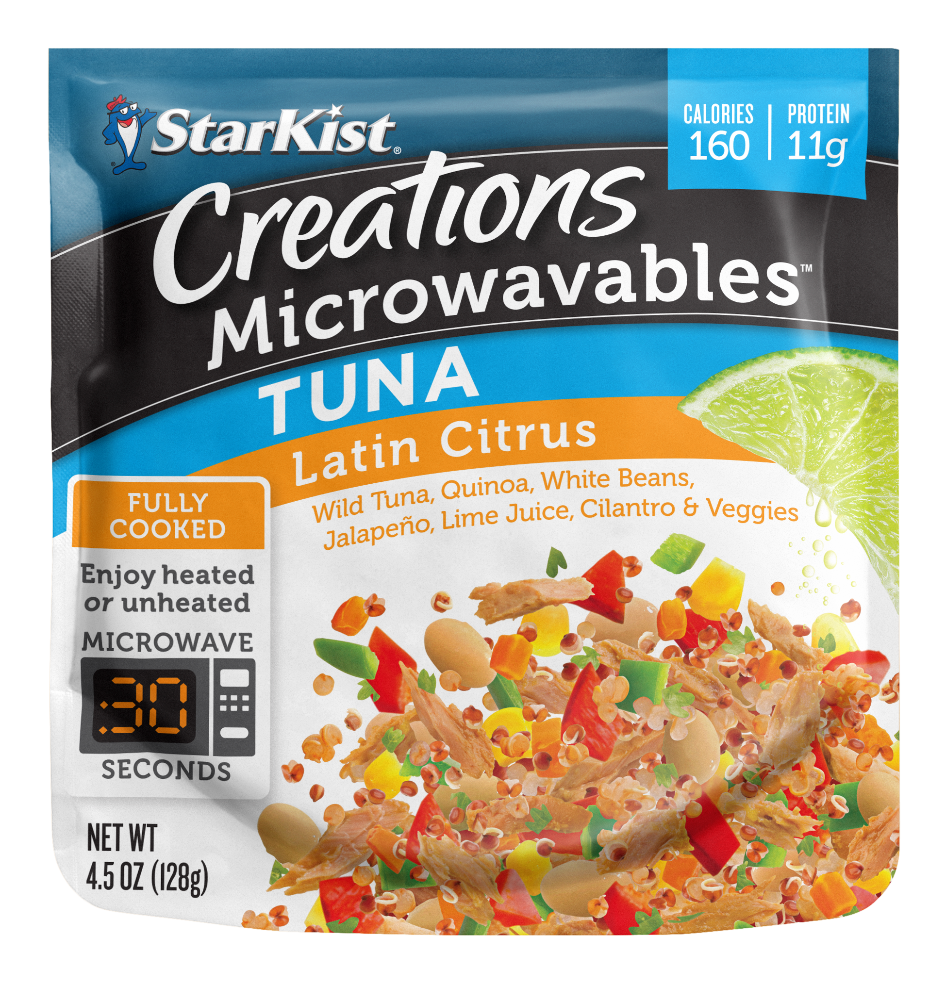 Creations Microwavables® Latin Citrus Tuna